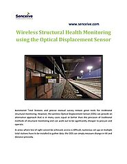Wireless Structural Health Monitoring Using the Optical Displacement Sensor