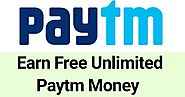 Free PayTm cash earning apps 100% working in 2020 | simplitechinformer