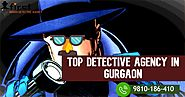 Best Private Detective Agency in Gurgaon