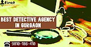 Hire a Good Private Detective Agency in Gurgaon