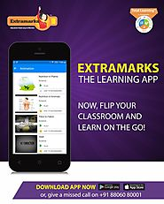 Extramarks is the Best Online Education Apps for Students for their Excellent Marks