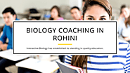 Top 5 Best Biology Coaching Classes in Rohini
