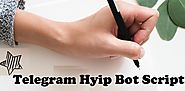 Telegram Hyip Bot Script | Telegram Investment Bot | Customize Hyip Bot