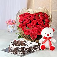 Same-day birthday gifts delivery in Mumbai from Yuvaflowers
