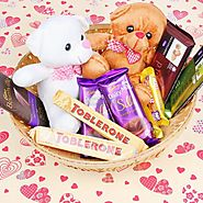 Surprising Valentine's Day gifts for Girlfriend – Yuvaflowers