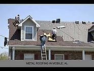 Roofing in Mobile AL