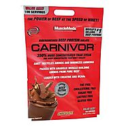 Buy MuscleMeds Carnivor Beef Protein Online in India (100% Authentic) – Sixteeninches.com