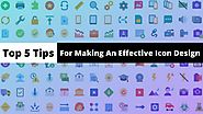 Top 5 Tips For Making An Effective Icon Design | Posts by websitedesignlosangeles | Bloglovin'