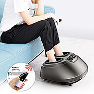 How to use a foot massager for Relaxation and Pain Relief