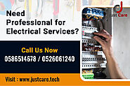 Book Electrician in Dubai - Best Electrical Maintenance Services