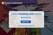 Finding Teaching Jobs made easy with Ezyrecruitment