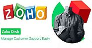 Improve Customer Service Management with Zoho Desk Consultants