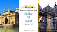 Mumbai To Nashik Taxi Fare | Lowest Taxi Cab Fare - eTaxiGo