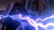 Palpatine's Force Lightning is him having an orgasm - Star Wars