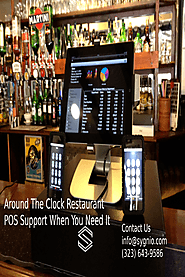 Around The Clock Restaurant POS Support When You Need It