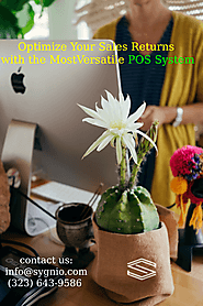Optimize Your Sales Returns with the Most Versatile POS System