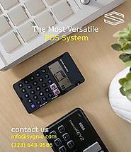 The Most Versatile POS System
