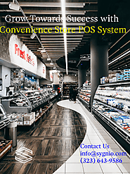 Grow Towards Success with Convenience Store POS System