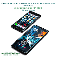 Optimize Your Sales Returns with the android POS System