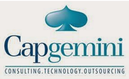 CAPGEMINI REQUIRE FOR FRESHERS ON JULY