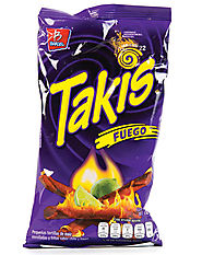 Buy Mexican Takis 62 Gr Fuego Snacks Wholesale By Crevel Europe