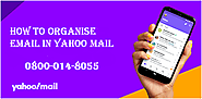 How to organize email in yahoo mail – Contact Support
