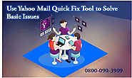 Use Yahoo Mail Quick Fix Tool to Solve Basic Issues