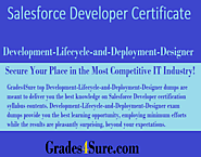 Salesforce Certified Development Lifecycle and Deployment Designer (WI20)