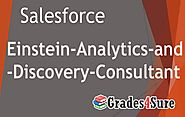 Excellent Tips to Overcome Salesforce Einstein Analytics and Discovery Consultant (WI20) Challenges and Pass with Ein...