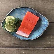 Buy Boneless Sockeye Portions - Salmon Species | The WIld Salmon Co.