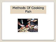 Methods Of Cooking fish