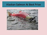 Alaskan Salmon At Best Price by thewildsalmonco - Issuu