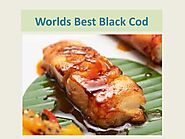 Worlds Best Black Cod by thewildsalmonco - Issuu