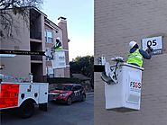FSGS Reaches Higher with Lillie Knox Investment Award & New Bucket Truck - FSGS