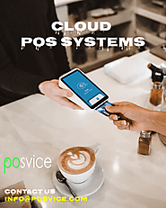 Cloud POS systems