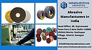 Bonded Abrasives and Grinding Wheel Manufacturers India