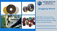 Snagging Wheels at Best Price in India Hindustan Abrasives