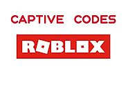 Roblox Captive Codes - All New Updated List | Simulator Codes