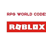 RPG World Codes - Roblox - New Updated List | Simulator Codes