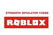 Strength Simulator Codes - Roblox - New Updated List | Simulator Codes | Simulator Codes