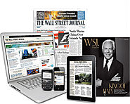 The Right Way to Buy WSJ Subscription Online