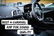 Best 4 Channel amp for Sound Quality