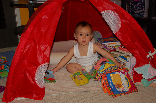 Headline for Best Kids' Play Tents - Top Reviewed Children's Indoor/Outdoor Tents 2015