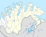 Kåfjord Church (Finnmark) - Wikipedia, the free encyclopedia
