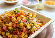 Corn Bhel Chaat | Yummy and Easy Kids Recipe | Zedua.com