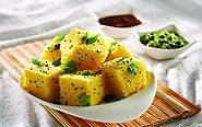 Rava Dhokla with Chutney | Kids Recipe | Zedua.com