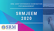 Get admission through SRMJEEM exam 2020