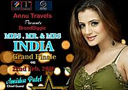 Miss . Mr. & Mrs India Grand Finale