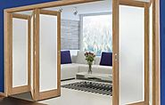 Why do you choose the unique sliding folding doors for your home?