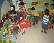 Day Care Services for Kids in Pune - Treehouseplaygroup